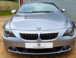 Picture of 2006 Only 40,000 - Rare BMW 650 Sport - Amazing history For Sale