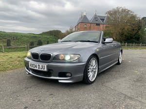 Picture of 2004 Facelift 330i convertible msport