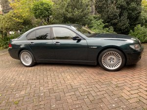 BMW 7-Series  760i V12 6 litre