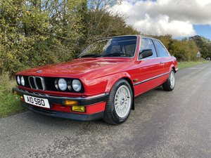 BMW E30 325i coupe
