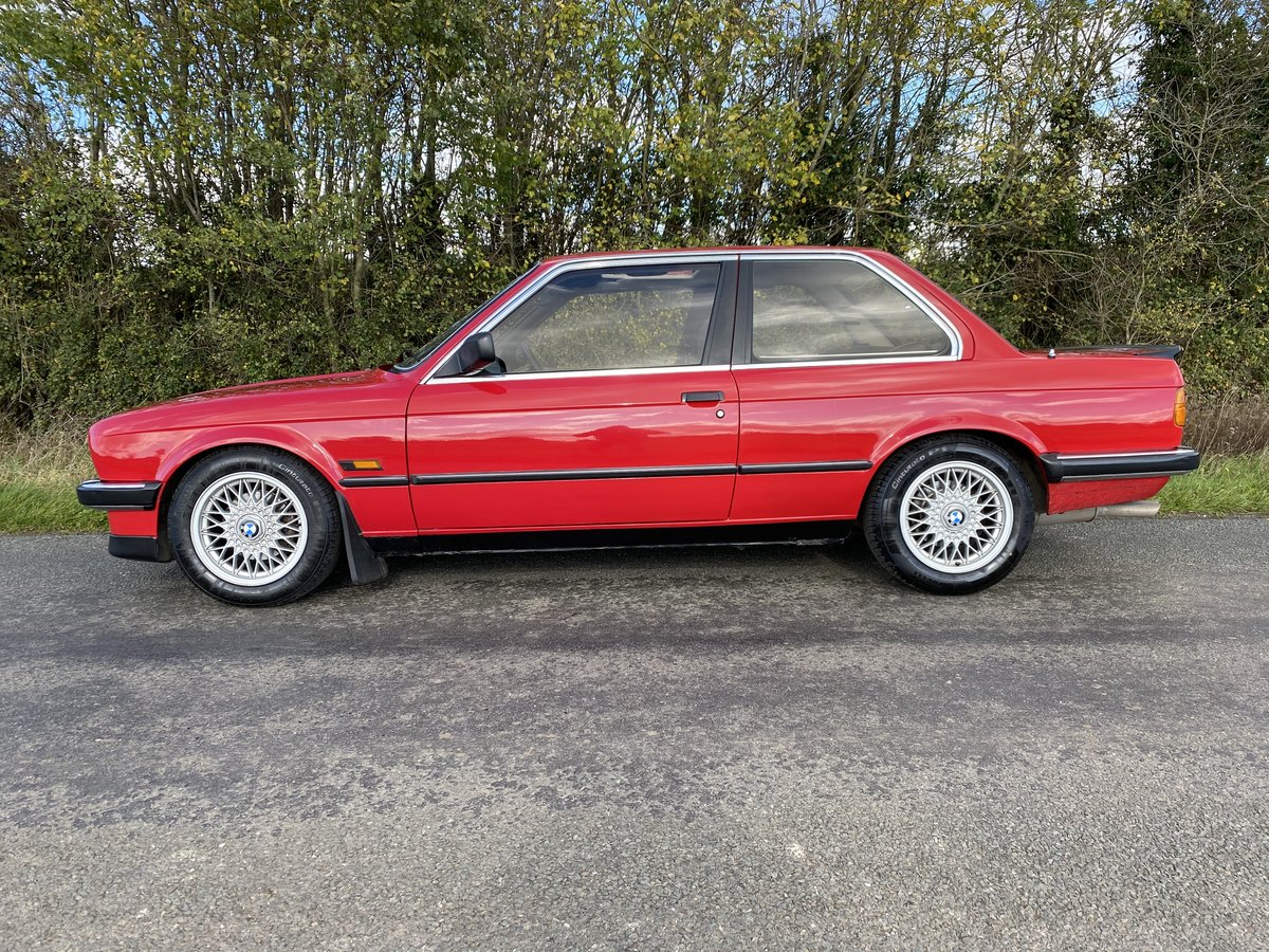 1986 BMW E30 325i coupe For Sale (picture 2 of 6)