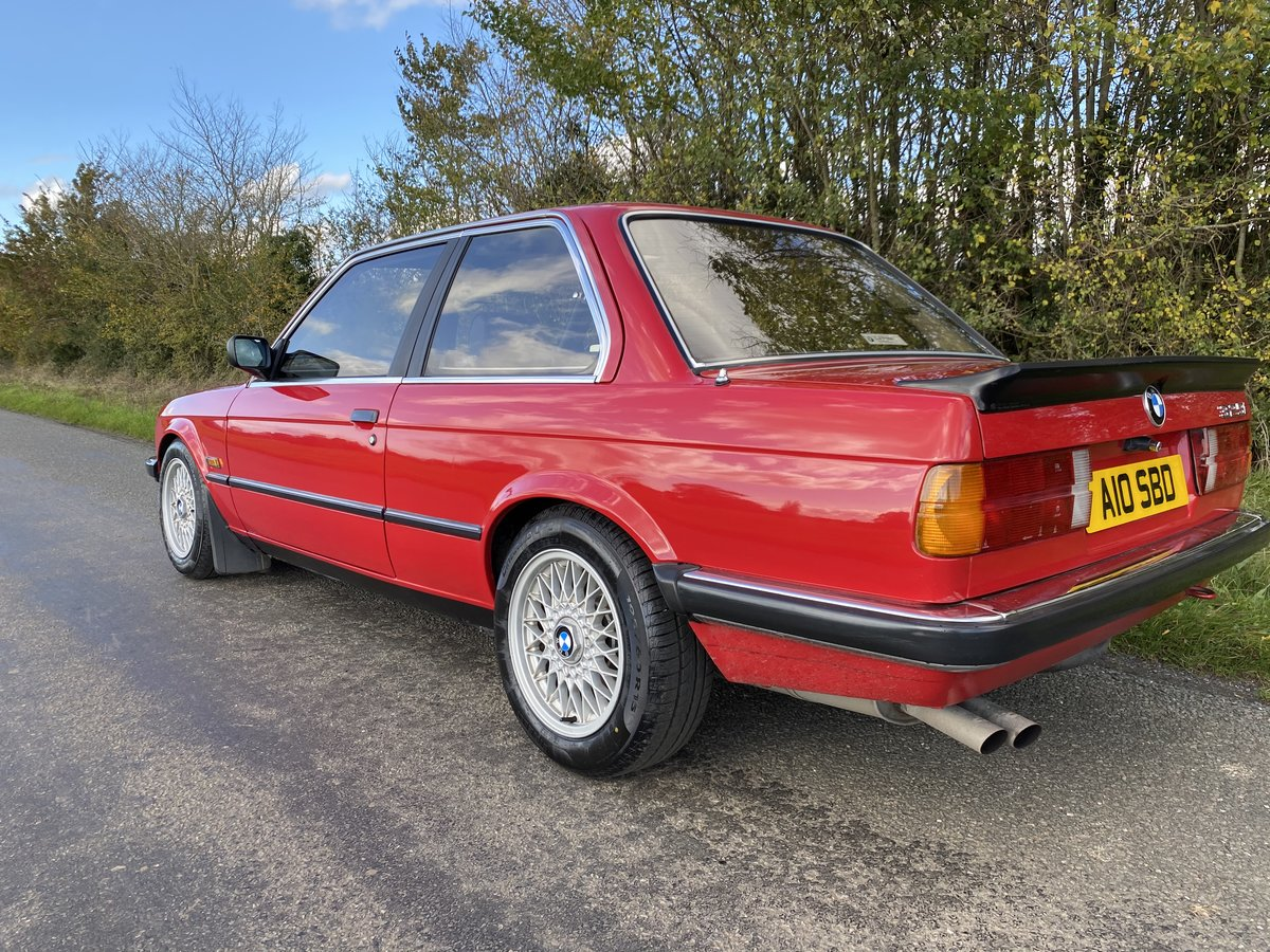 1986 BMW E30 325i coupe For Sale (picture 3 of 6)