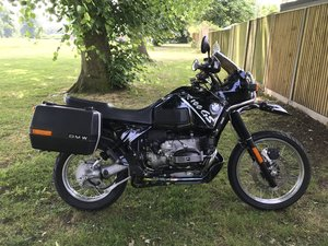 BMW R100GS PD 15100 miles from new