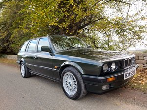Picture of 1990 BMW E30 320i Touring at ACA 7th November