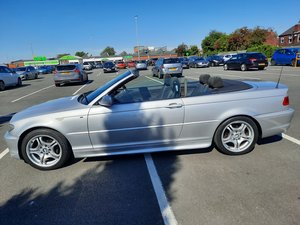 Picture of 2006 318ci convertible  m sports
