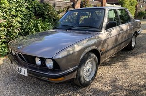 Picture of 1988 BMW E28 525 E AUTOMATIC For Sale by Auction