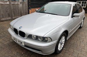 Picture of 2002 BMW E39 520 SE AUTOMATIC For Sale by Auction