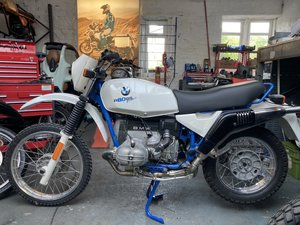 Picture of 1996 BMW R80GS BASIC. 40k km's.