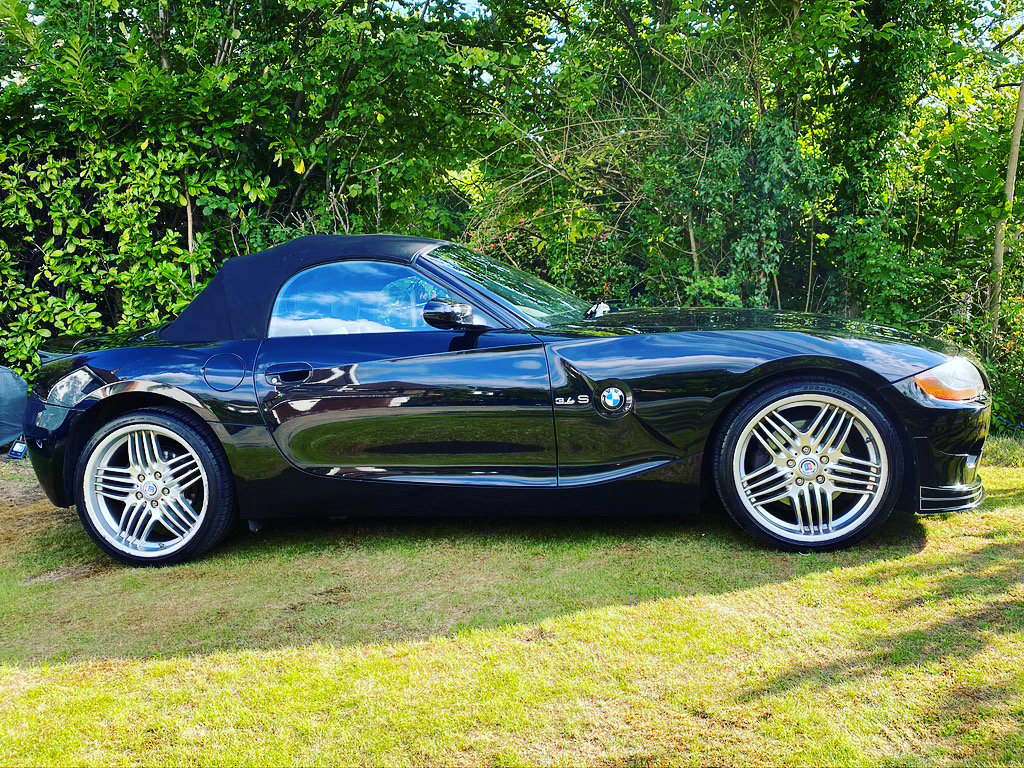 2005 BMW ALPINA ROADSTER S 3.4 RARE For Sale (picture 1 of 6)