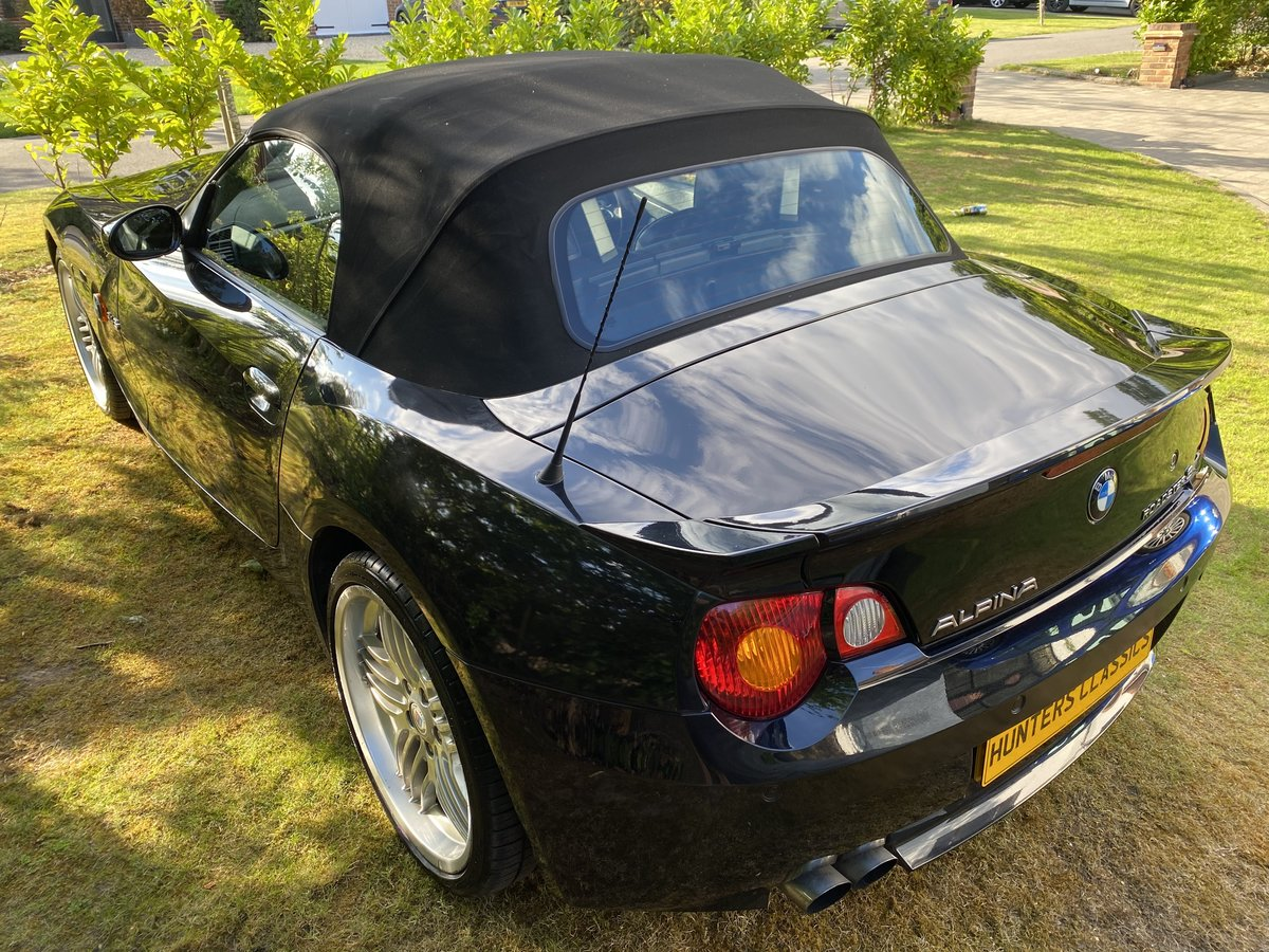2005 BMW ALPINA ROADSTER S 3.4 RARE For Sale (picture 2 of 6)