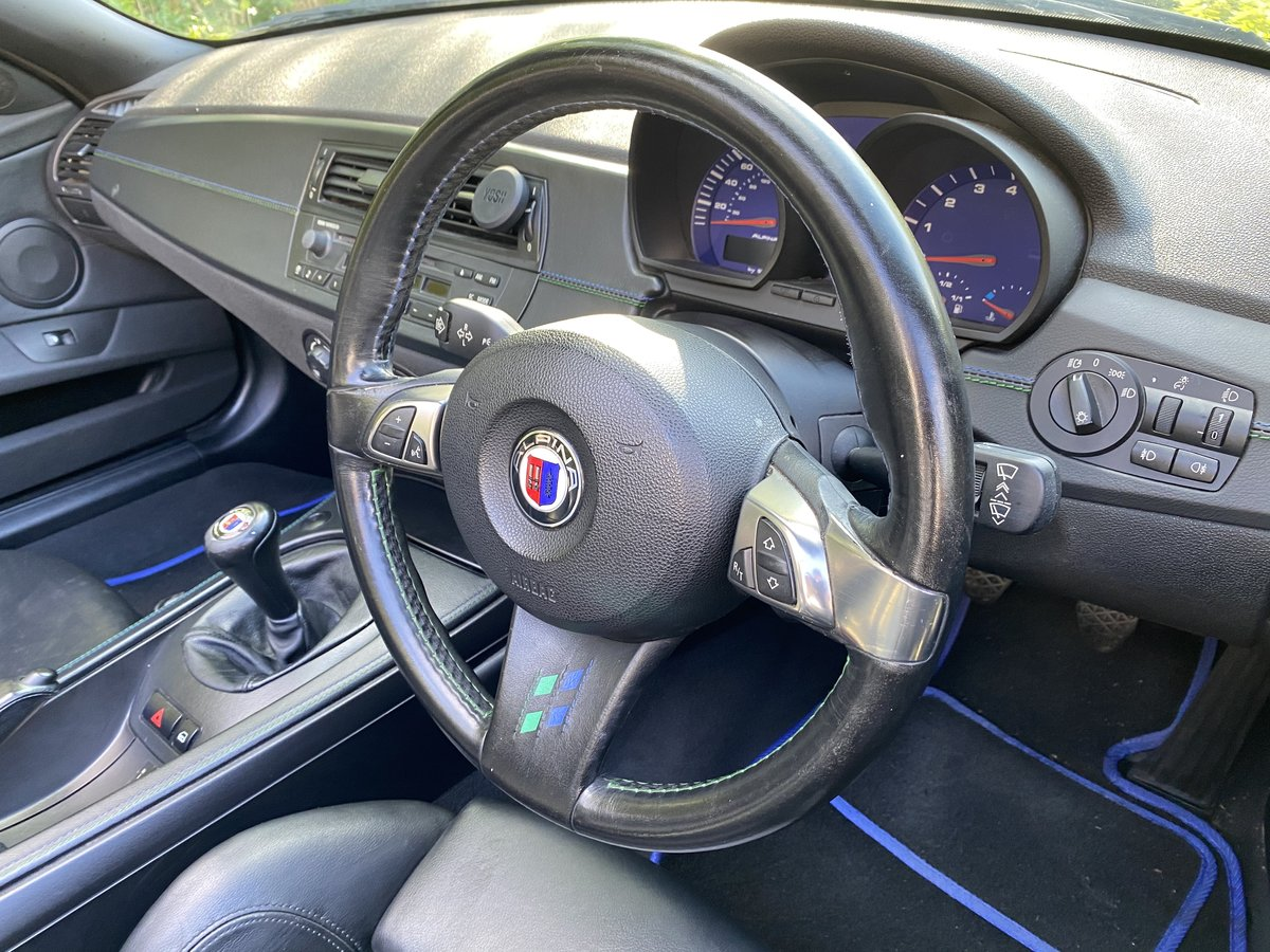 2005 BMW ALPINA ROADSTER S 3.4 RARE For Sale (picture 6 of 6)