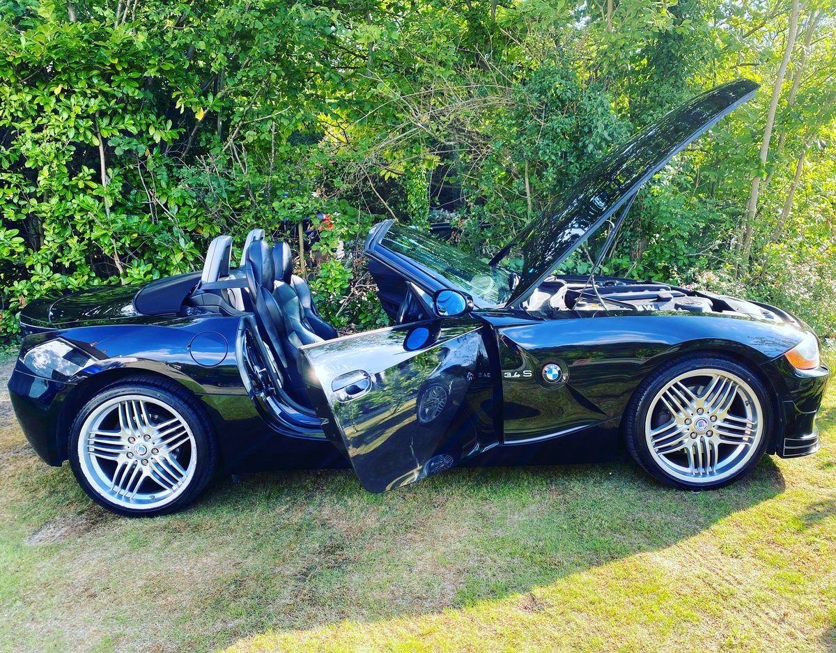 2005 BMW ALPINA ROADSTER S 3.4 RARE For Sale (picture 4 of 6)