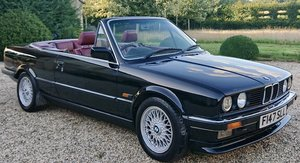Very original 325i in shwartz Black