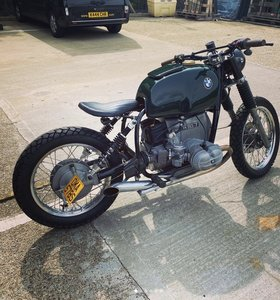 Picture of 1977 Pro built BMW R80/7