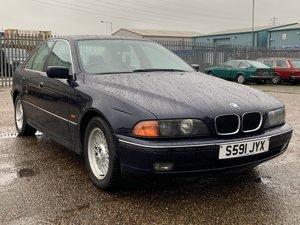 Picture of 1998 BMW E39 520i SE Auto at ACA 7th November