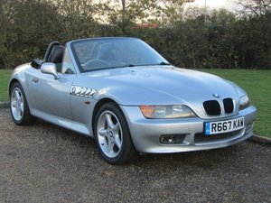 Picture of 1998 BMW Z3 1.9 at ACA 7th November