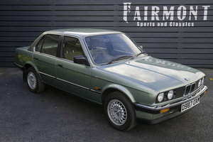 Picture of 1986 3 Series 318i E30