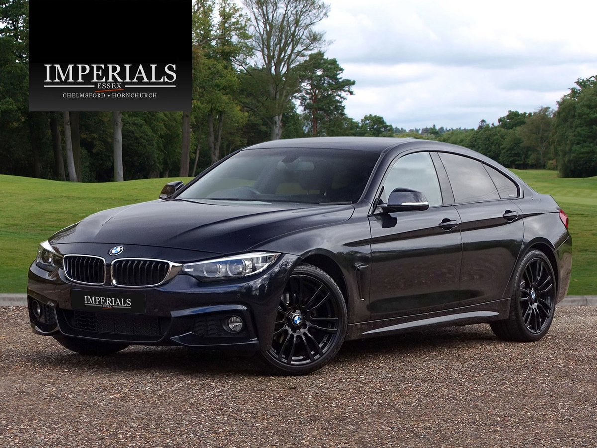 2018 BMW 4 SERIES For Sale (picture 1 of 20)
