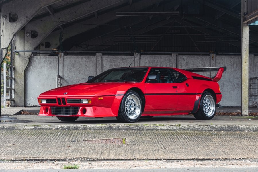 1980 BMW M1 (E26) For Sale (picture 1 of 6)