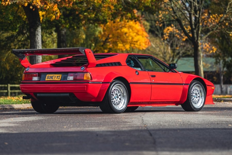 1980 BMW M1 (E26) For Sale (picture 2 of 6)