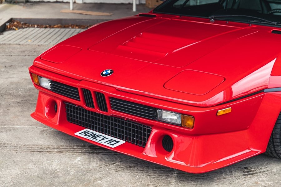 1980 BMW M1 (E26) For Sale (picture 4 of 6)
