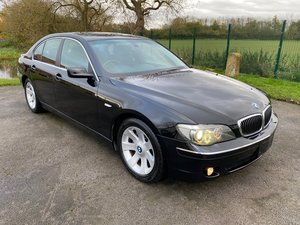 Picture of 2005 BMW 7 SERIES 740i SALOON * ONLY 13111 MILES * NASCA BLACK