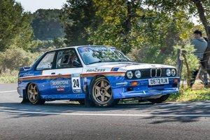 1987 BMW M3 (E30) FIA Tarmac Rally Car*