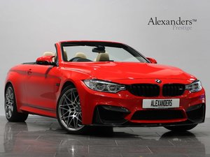 Picture of 2016 16 66 BMW M4 COMPETITION CABRIOLET 3.0 DCT