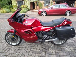 BMW K1100RS in excellent condition