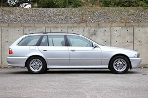 Picture of 2002 BMW E39 5 SERIES TOURING AUTOMATIC ESTATE SOLD