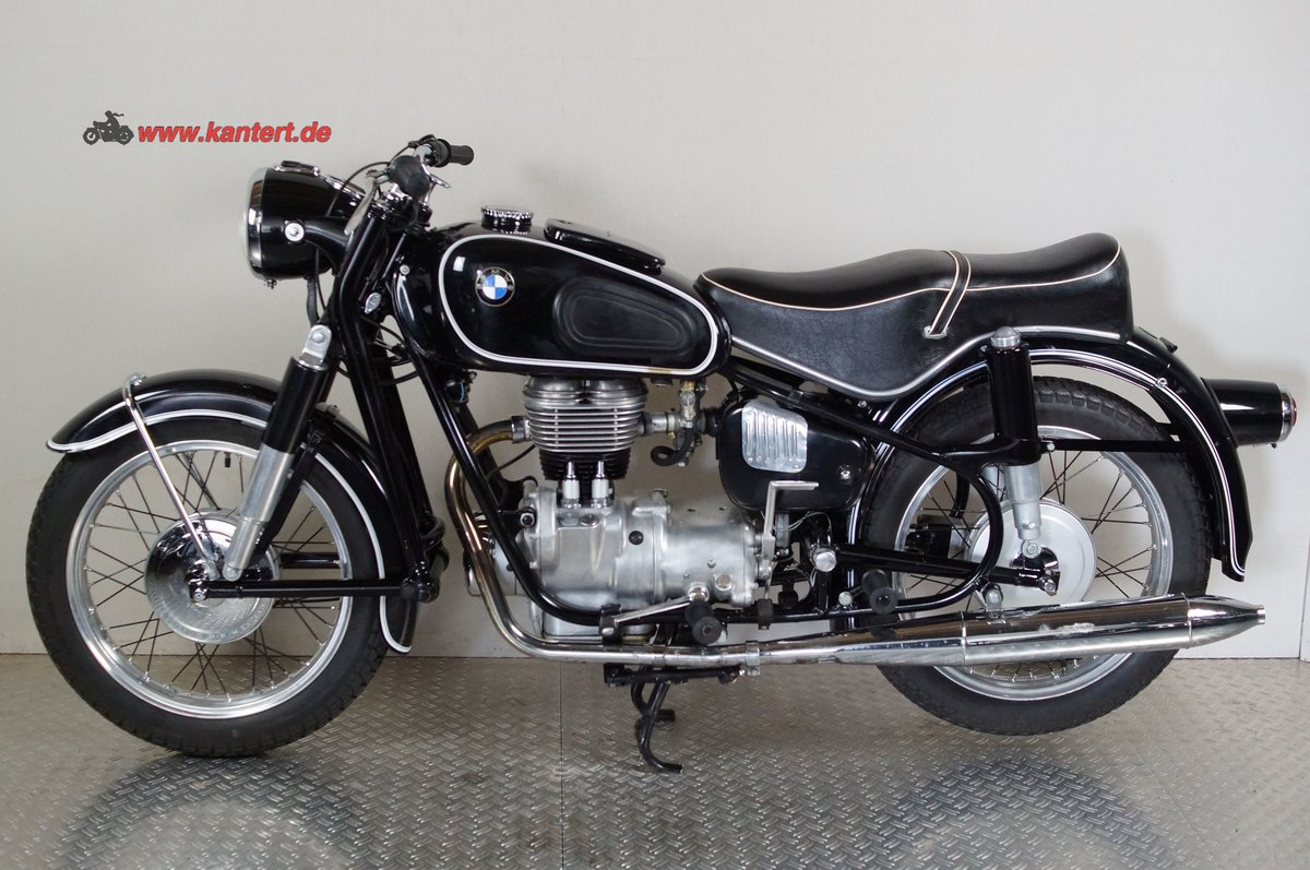 1956 BMW R 26, 247 cc, 15 hp For Sale (picture 1 of 6)