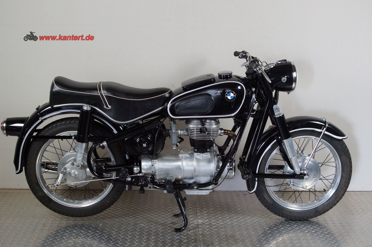 1956 BMW R 26, 247 cc, 15 hp For Sale (picture 2 of 6)