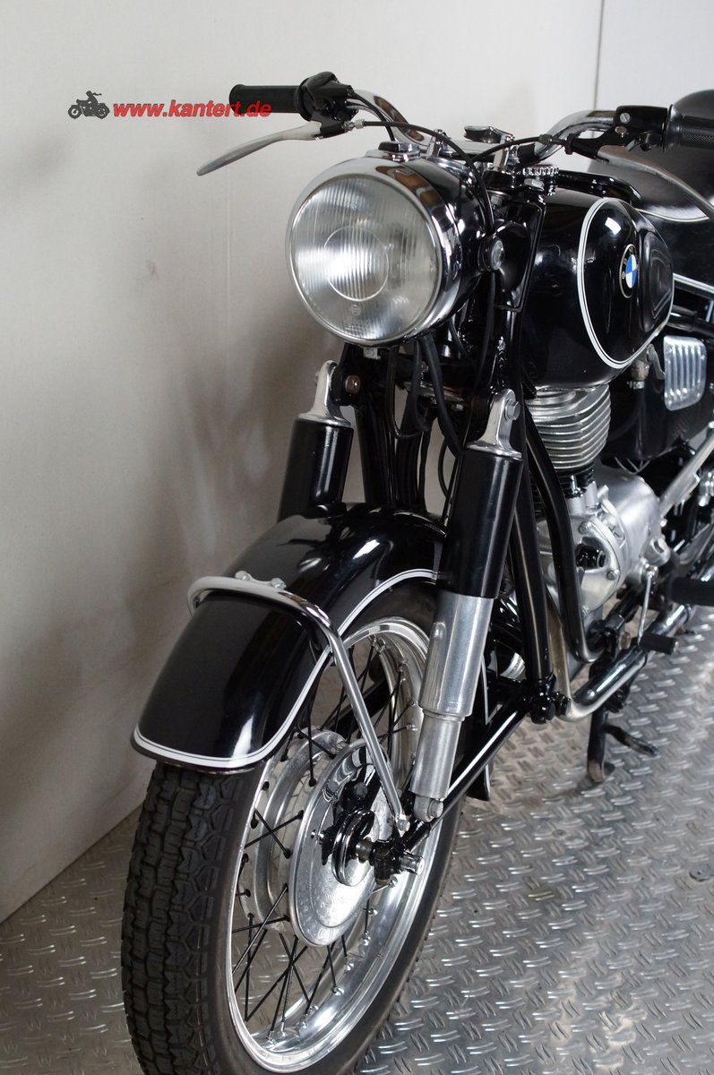 1956 BMW R 26, 247 cc, 15 hp For Sale (picture 3 of 6)