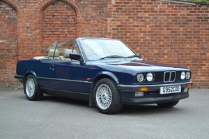 Picture of 1990  BMW 320i Convertible