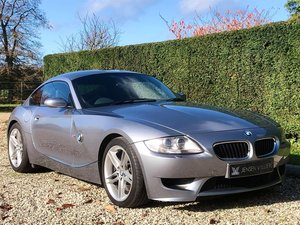 BMW Z4 M Coupe **ONLY 22,000 Miles, FBMWSH, Showroom Spec**