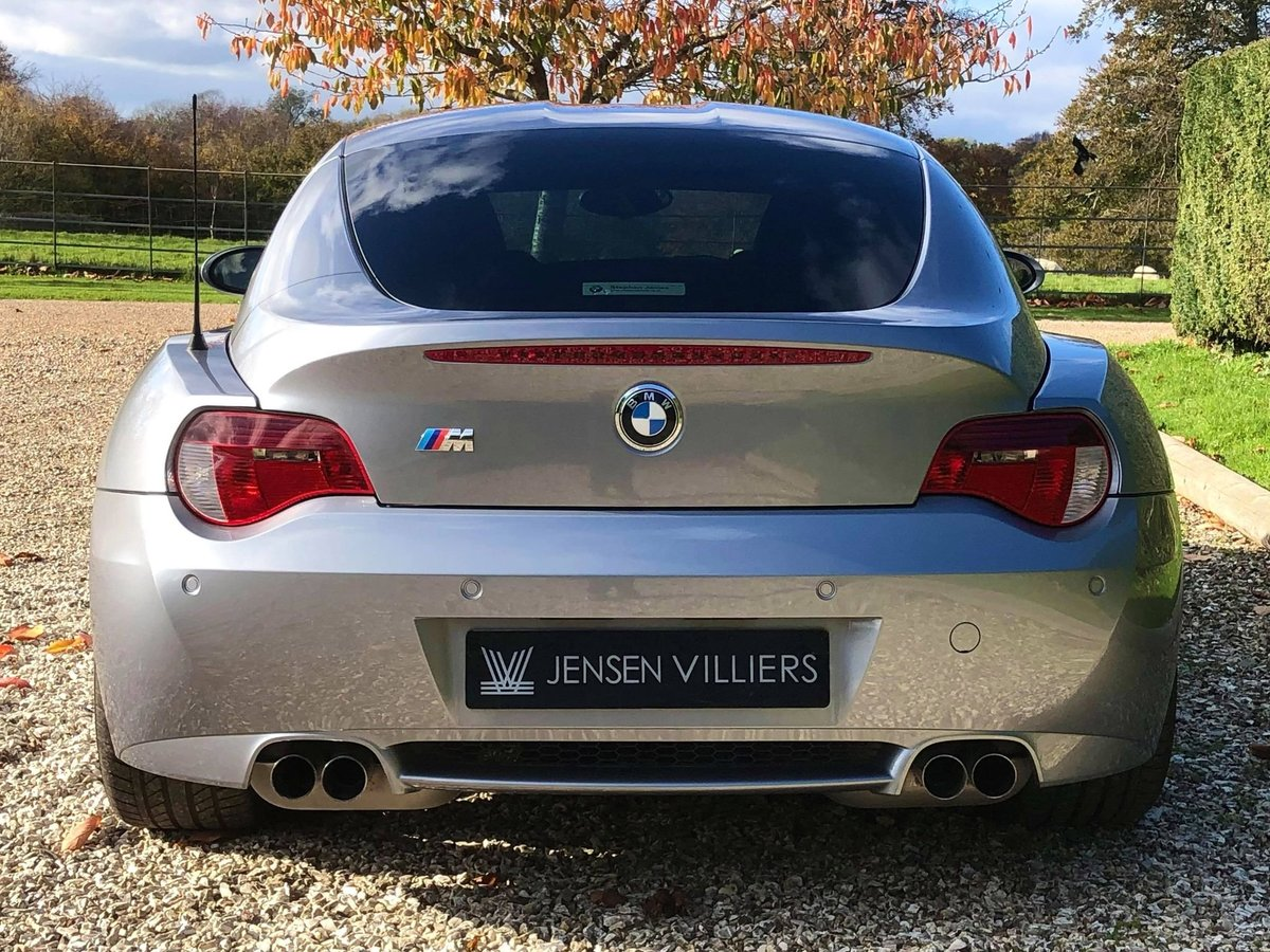 2006 BMW Z4 M Coupe **ONLY 22,000 Miles, FBMWSH, Showroom Spec** For Sale (picture 6 of 6)