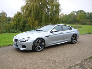2015 (65) BMW M6 Gran Coupe 4.4 V8 Gran Coupe DCT (s/s) 4 Dr