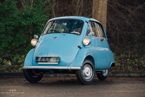 1959 BMW ISETTA, highly collectible