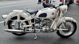 BMW R60/2 full amazing restoration