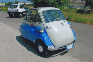 Picture of 1955  BMW ISETTA 300 - Targa ORO ASI