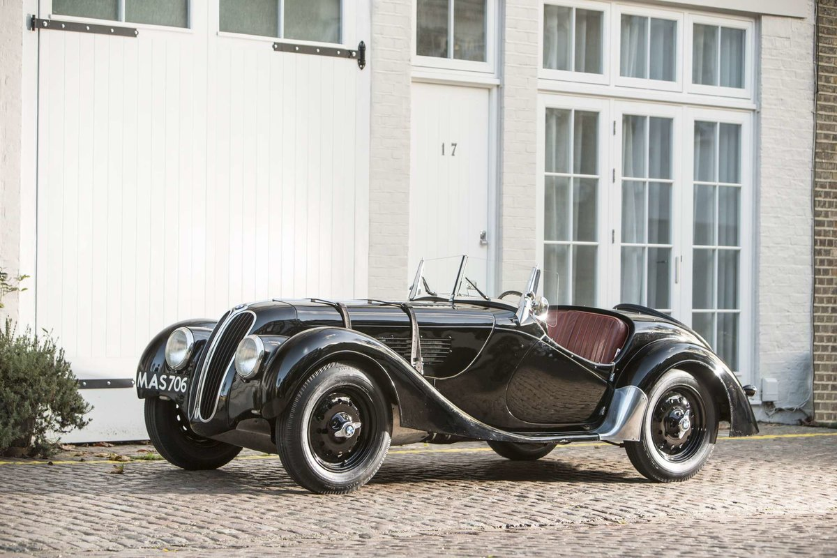 1937 BMW 328 SOLD   Car And Classic