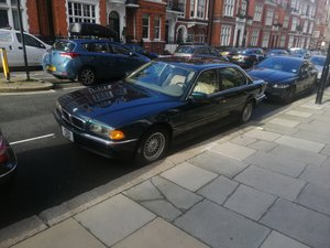 Picture of 1996 BMW 740IL LHD (USA Import)