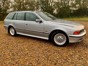 Picture of 1998 5 SERIES AUTOMATIC TOURING ESTATE SOLD