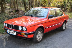 Picture of BMW 318i 1984 - To be auctioned 29-01-2021 For Sale by Auction