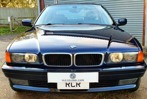 Picture of 1997 Only 28,000 Miles - Stunning BMW E38 740 4.4 V8 - FSH SOLD