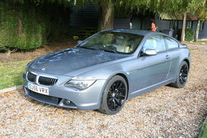BMW 650 Sport Auto. Great Spec Car, in very good condition