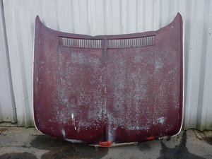 Picture of 1973 BMW 1602 2002 Tii Turbo bonnet For Sale