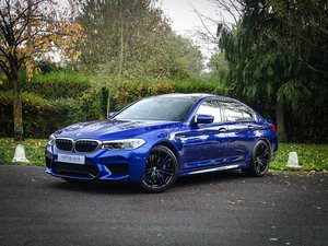 Picture of 2018 BMW M5