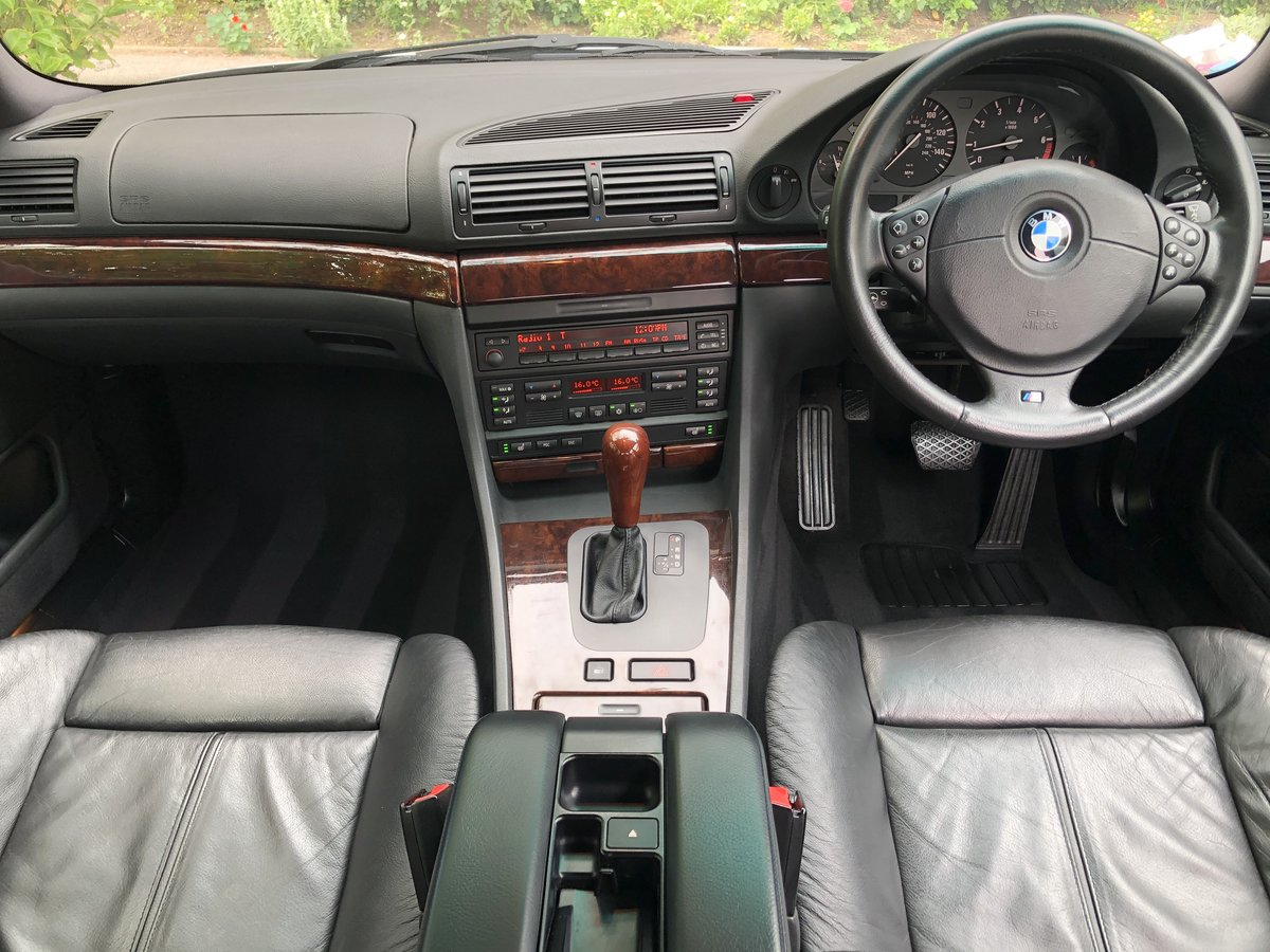 2001 *Now Sold* BMW 728i Sport | 103,000 Miles | 1 Former Keeper For Sale (picture 4 of 6)