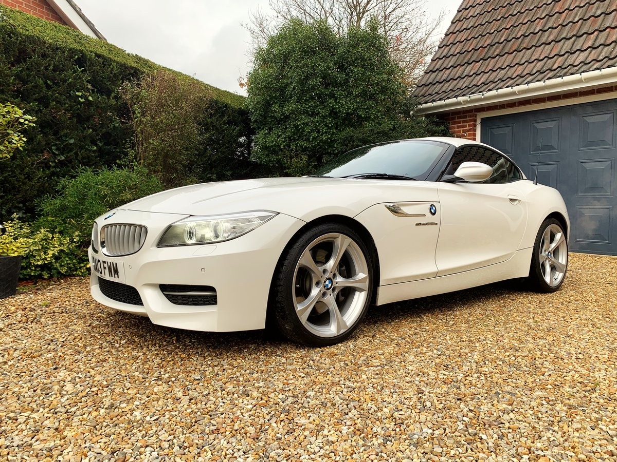 2013 BMW Z4 sDrive35is (340-bhp) 35i 6 cylinder a rare car For Sale (picture 3 of 6)